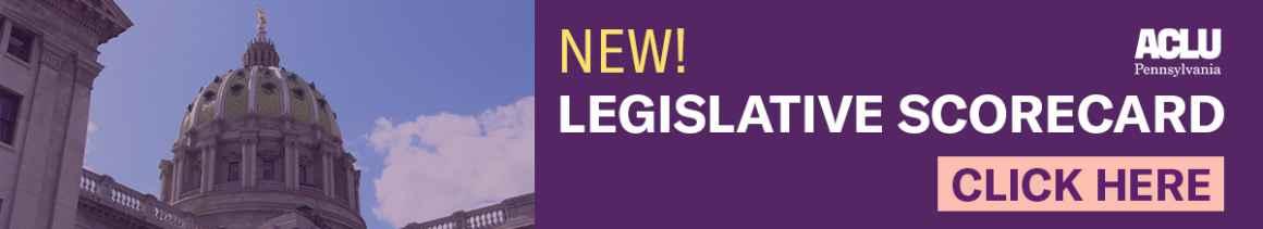Legislative Scorecard