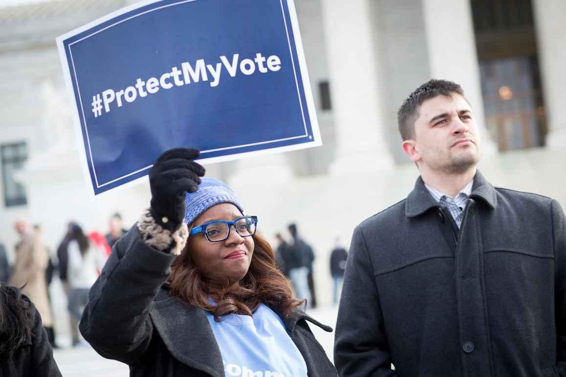 End Voter Suppression