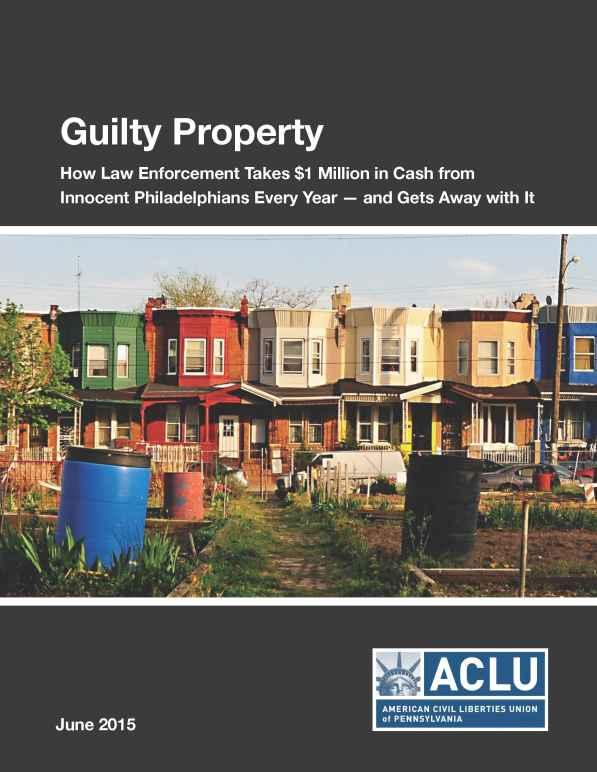 Guilty Property Report