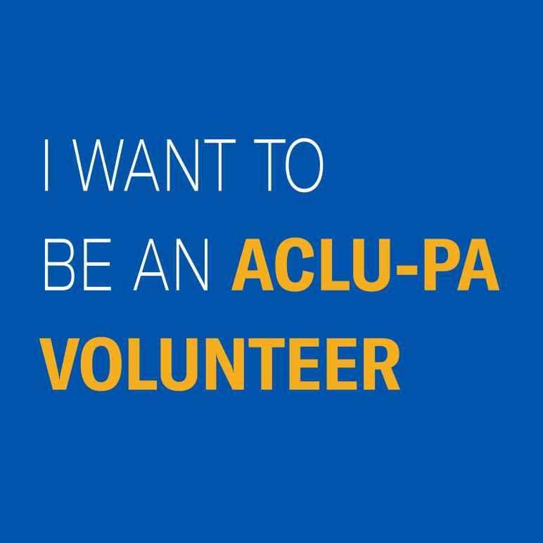 ACLU Volunteer