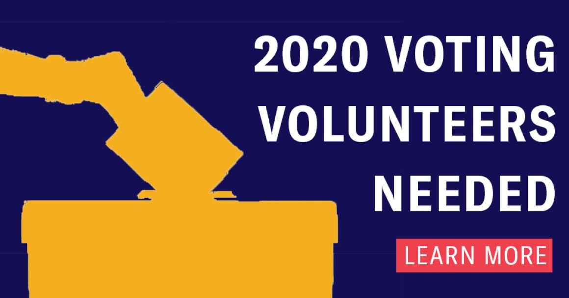 2020 Voting Volunteers