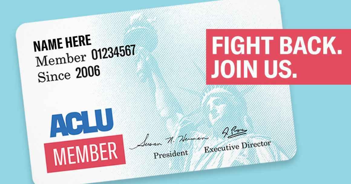 ACLU-PA Membership